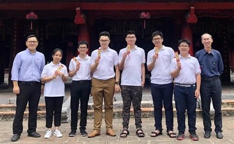La nouvelle generation de Professeurs vietnamiens hinh anh 2