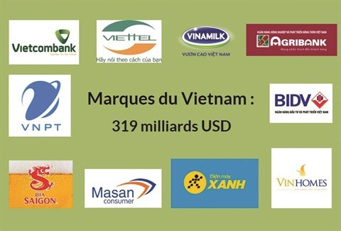 Le Vietnam, la Marque Nation a la croissance la plus rapide dans le monde hinh anh 1