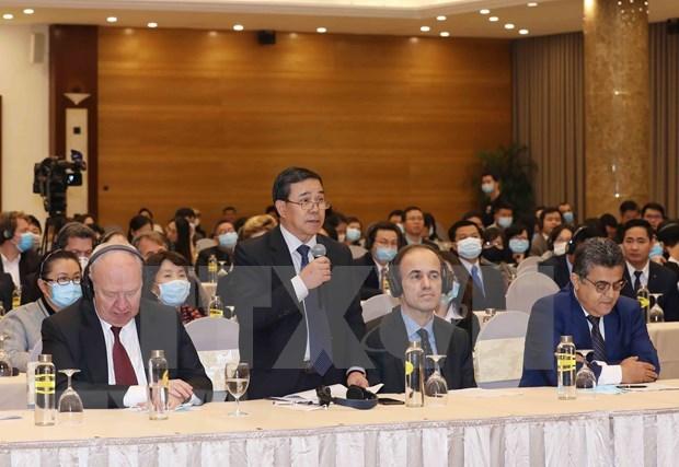 Les diplomates sont convaincus que le Vietnam continuera a progresser hinh anh 1