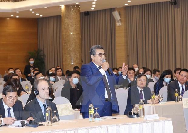 Les diplomates sont convaincus que le Vietnam continuera a progresser hinh anh 2