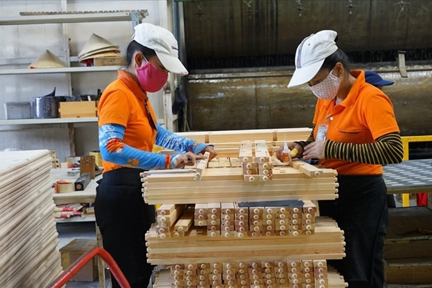 Exportation de bois : 20 milliards d'USD d'exportation vises dans les 5 ans a venir hinh anh 1