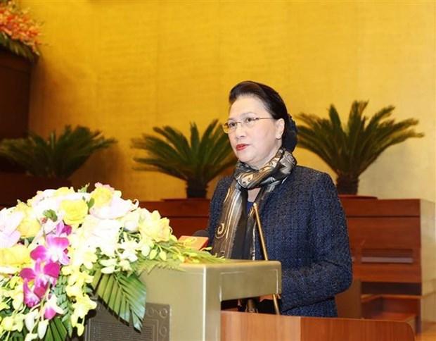 Le dirigeant Nguyen Phu Trong demande d'organiser avec succes les prochaines elections legislatives hinh anh 3