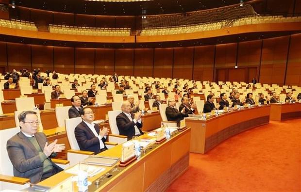 Le dirigeant Nguyen Phu Trong demande d'organiser avec succes les prochaines elections legislatives hinh anh 4