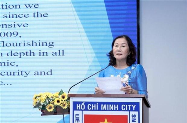 Ho Chi Minh-Ville celebre la Fete nationale de l'Australie hinh anh 1