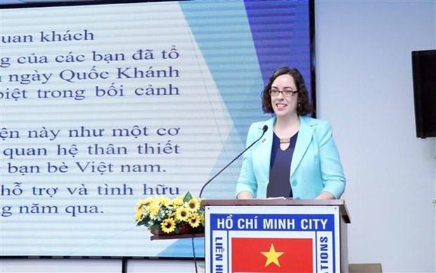 Ho Chi Minh-Ville celebre la Fete nationale de l'Australie hinh anh 2