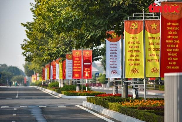 13e Congres national du Parti : Message de felicitations du Parti communiste chinois hinh anh 1