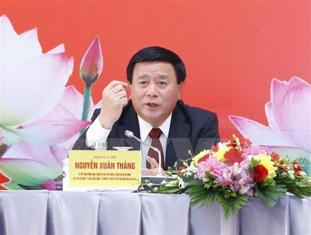 Renforcement de la defense des fondements ideologiques du Parti hinh anh 1