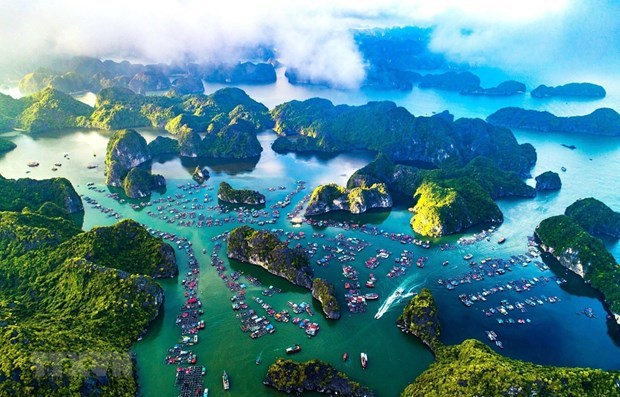 Le dossier de candidature de la «Baie d'Ha Long – archipel de Cat Ba» pour l'UNESCO acheve hinh anh 1