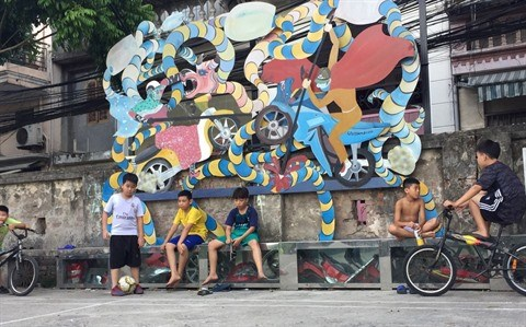 Reveiller les espaces patrimoniaux de Hanoi hinh anh 1