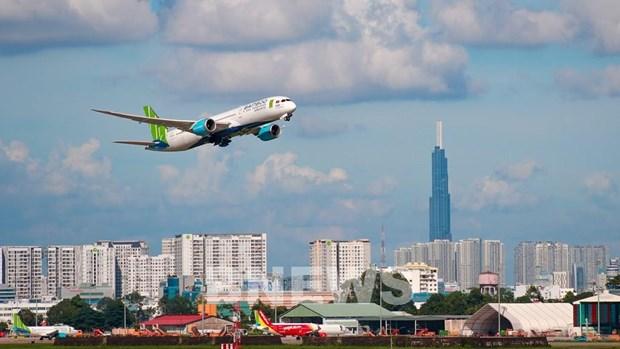 La ponctualite des compagnies aeriennes vietnamiennes atteint 94,6% hinh anh 1