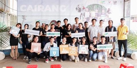 Green River, operation de nettoyage des rivieres du Vietnam hinh anh 1