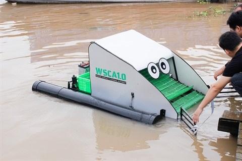 Green River, operation de nettoyage des rivieres du Vietnam hinh anh 2