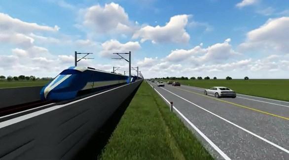 La ligne ferroviaire a grande vitesse Ho Chi Minh-Ville - Can Tho a l'etude hinh anh 3