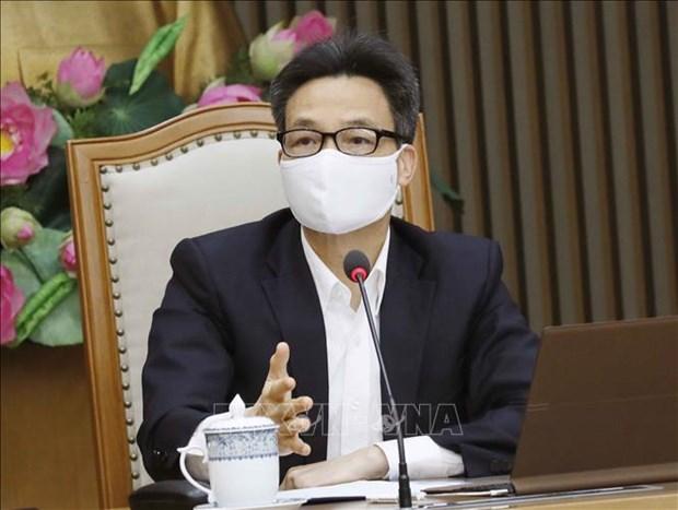 Il faut se concentrer sur la production et l'approvisionnement de vaccins au pays hinh anh 1