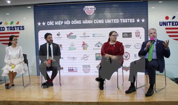 Promotion des produits agricoles americains au Vietnam hinh anh 2
