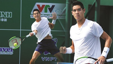 Tennis : double nationalite pour Thai Son-Kwiatkowski hinh anh 1