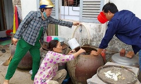 Le Nam Bo occidental face a la penurie d'eau douce hinh anh 1