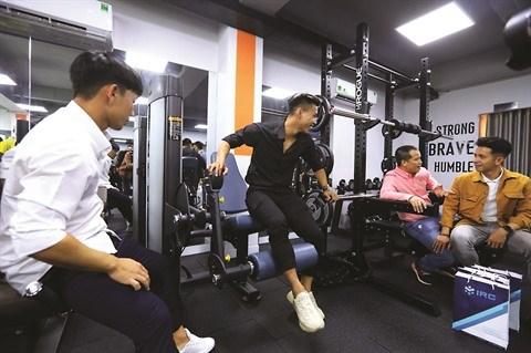 L'IRC, un centre pour remettre les sportifs en selle hinh anh 1