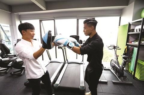 L'IRC, un centre pour remettre les sportifs en selle hinh anh 2