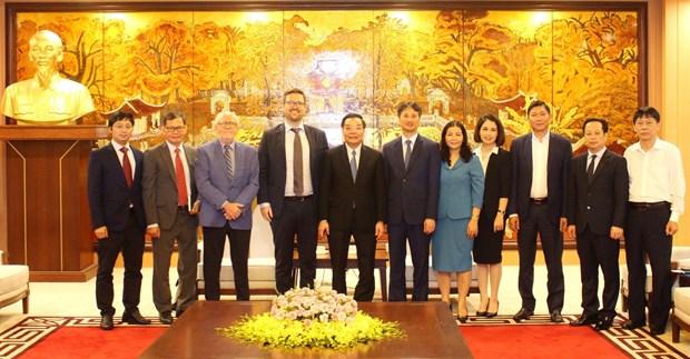 Hanoi veut renforcer sa cooperation avec les capitales des pays nordiques hinh anh 1
