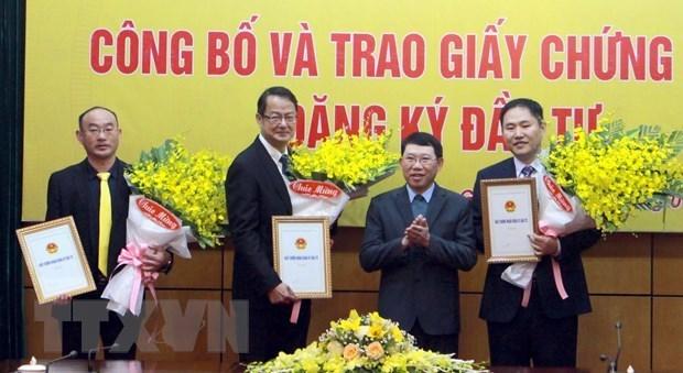 Foxconn Technology investit dans une usine de 270 millions de dollars a Bac Giang hinh anh 1
