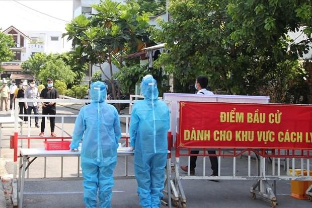 Da Nang mene des exercices electoraux face a la situation sanitaire compliquee hinh anh 1