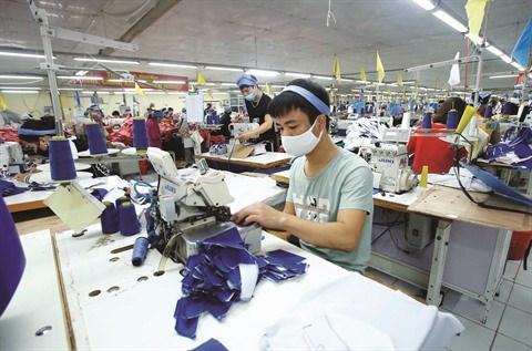 Le secteur textile s'adapte bien aux defis de la pandemie hinh anh 2