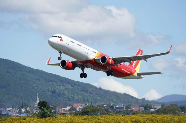 Vietjet applique a titre experimental le passeport sanitaire electronique IATA Travel Pass hinh anh 2
