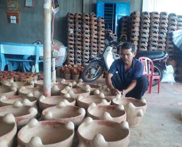Le village de poterie de Binh Duc hinh anh 1