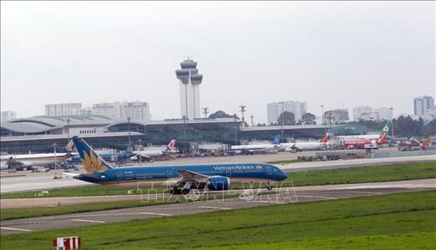 Suspension des vols entre Quang Binh et Ho Chi Minh-Ville hinh anh 1