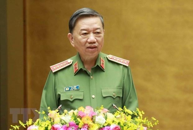 Le ministere de la Securite publique promeut la cooperation avec les agences indonesiennes concernee hinh anh 1
