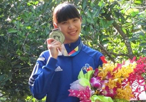 Taekwondo : le reve olympique devenu realite pour la championne Kim Tuyen hinh anh 1
