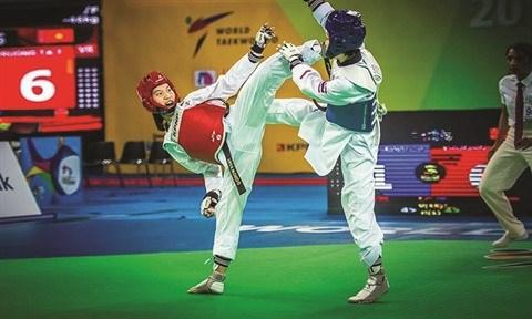 Taekwondo : le reve olympique devenu realite pour la championne Kim Tuyen hinh anh 2