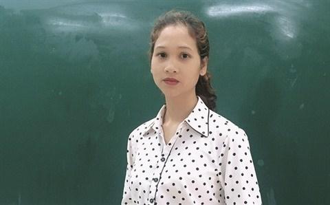 Une enseignante Brau de 25 ans elue deputee hinh anh 1