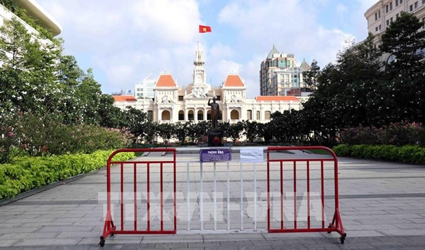 Ho Chi Minh-Ville consolide son bouclier anti-COVID-19 hinh anh 2