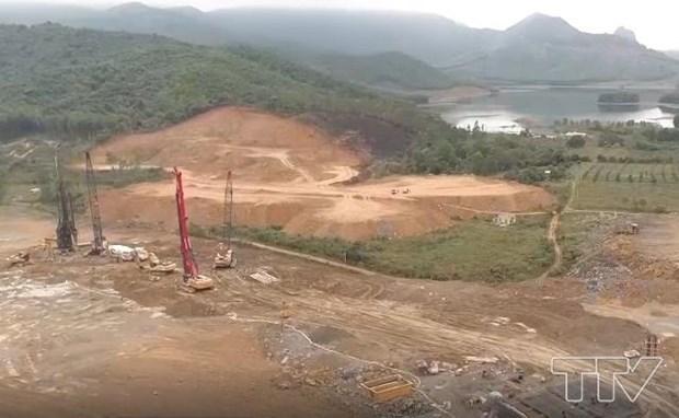 Thanh Hoa: decaissement des capitaux d'investissement public atteint 54,4% du plan annuel hinh anh 1