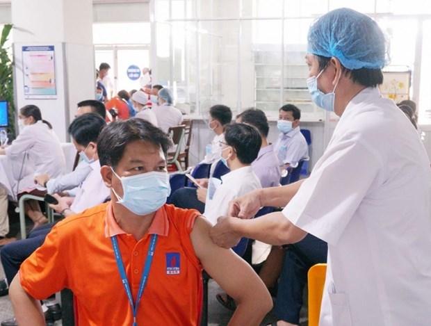 PetroVietnam : quand le vaccin anti-COVID-19 est la premiere priorite hinh anh 3