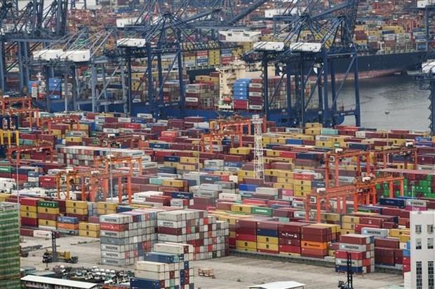 ASEAN-Chine : le commerce bilateral a ete multiplie par 85 en 30 ans hinh anh 1