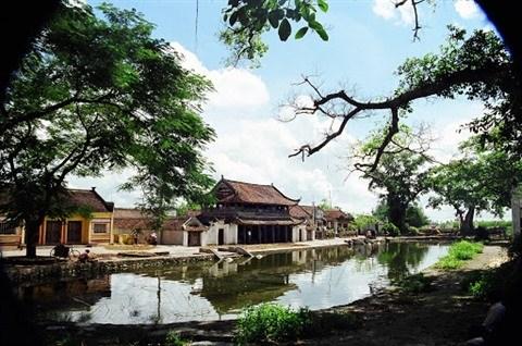 Le village du Pinceau et de l'Ecritoire hinh anh 1