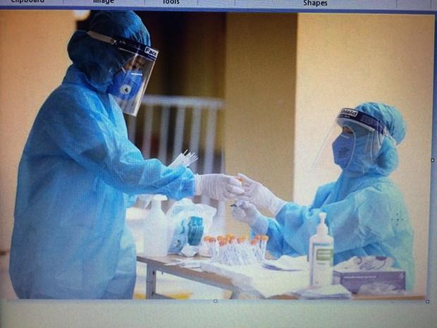 Binh Duong en reponse d'urgence a la pandemie de COVID-19 hinh anh 1