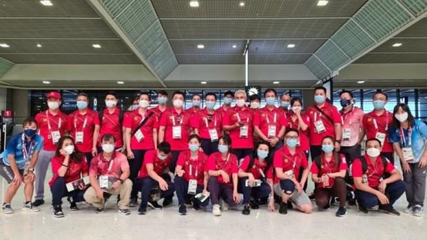 Les athletes vietnamiens terminent leur aventure olympique hinh anh 1