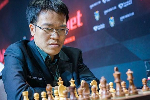 Echecs : Le Quang Liem remporte la deuxieme place au tournoi Chessable Masters 2021 hinh anh 1