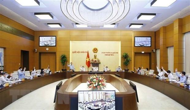 Bientot la 3e reunion du Comite permanent de l'Assemblee nationale a Hanoi hinh anh 1