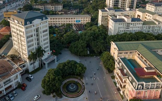 Une universite vietnamienne conserve sa place dans le top 800 mondial des sciences physiques hinh anh 1
