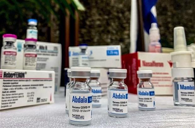 Resolution du gouvernement sur l'achat de 10 millions de doses du vaccin Abdala de Cuba hinh anh 1