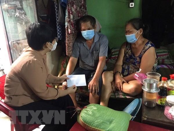 Rapports du PNUD sur les impacts de la pandemie de COVID-19 sur les menages vulnerables hinh anh 1