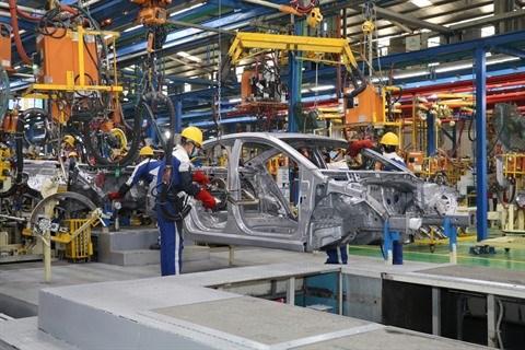 Ninh Binh : la croissance industrielle en berne hinh anh 1