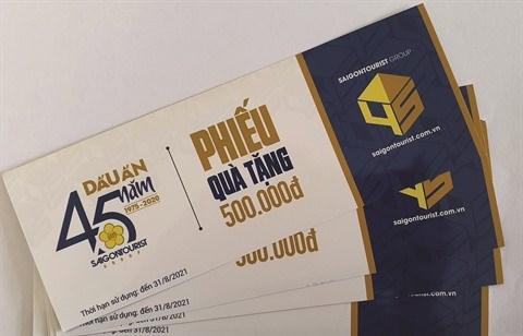 Saigontourist prolonge ses vouchers