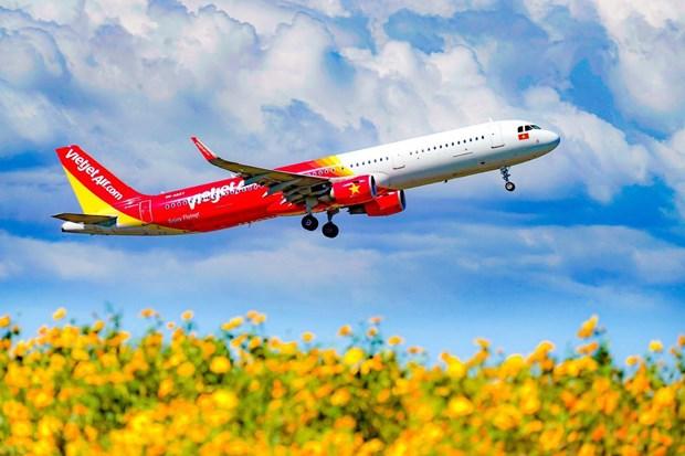 Vietjet Air reprendra sept liaisons domestiques le 10 octobre hinh anh 4