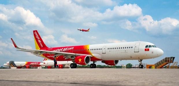 Vietjet Air reprendra sept liaisons domestiques le 10 octobre hinh anh 1